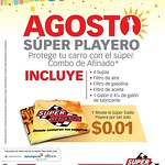 AGOSTO super playero