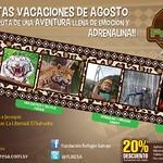 Visita FURESA ZOO en estas vacaciones de agosto - 01ago14