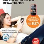 CLARO promociones para conectarse a internet - 10sep14