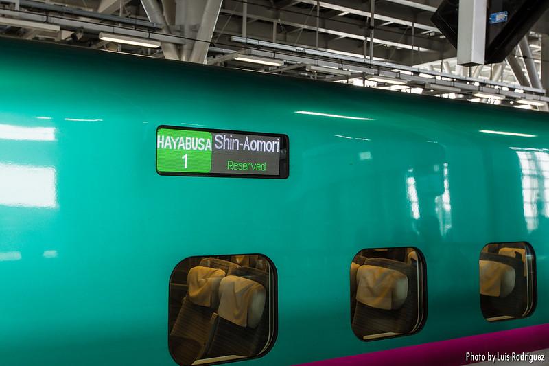 Shinkansen Series E5-9
