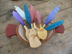 Anja Sundberg spoons