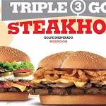 steak house BURGER KING