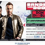 MOVISTAR presenta SANDER van Doorn Don Diablo