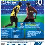 te gusta el futbol MIRALO en high definition gracias a SKY - 11ago14