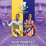 AFEF supercopa de españa 2014 REAL MADRID vs ATLETICO DE MADRID - 19ago14