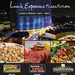try LUNCH experience PLAZA FUTURA - 22jul14