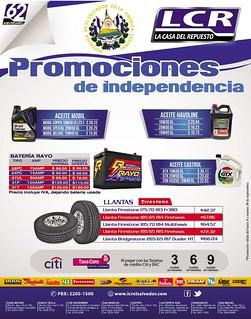 LCR promociones para tu auto todos los dias - 16sep14