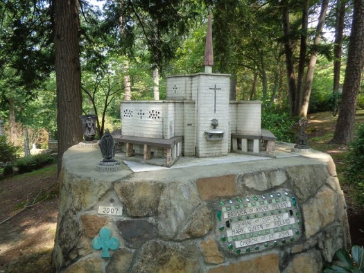 New Display at Ave Maria Grotto, Cullman AL