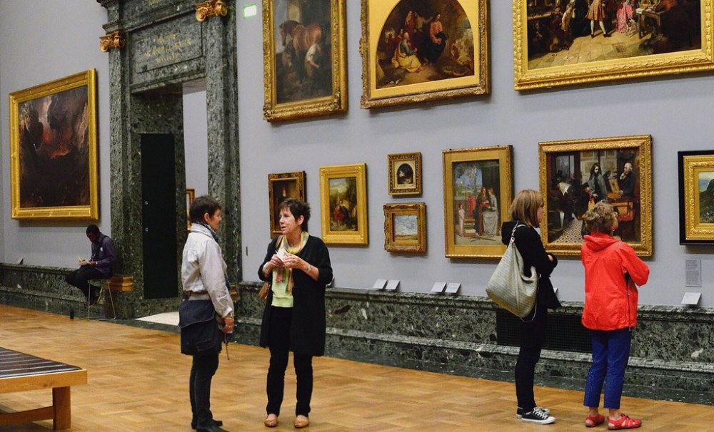 Tate Britain - stu smith - London Gallery