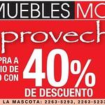 Promociones MUEBLES MOLINA servicios de carpinteria arquitectonica - 22ago14