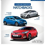 HYUNDA hatchbacks models veloster