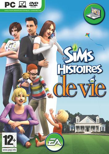 Les Sims Histoire de vie