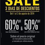Prisma Moda DESCUENTOS sale - 01ago14