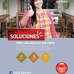 Soluciones integrales para tu negocio CLARO pymes - 05sep14
