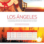 promotions Travel to LOS ANGELES eeuu via AVIANCA - 20ago14