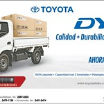 truck japones TOYOTA dyna promotions - 13ago14