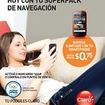 CLARO super pack de navegacion en internet - 13ago14