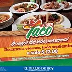 Disfruta de la comida mexicana en los cebollines - 11sep14