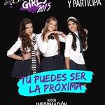 Golden tags GIRLS 2015 haz el casting y participa