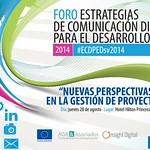 Foro estrategias de comunicacion digital para el desarrollo