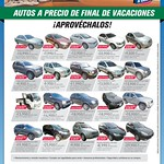 Comprar auto usados seguros GRUPO Q el salvador - 27ago14