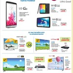 comprar LG G PAD amazing price - 16ago14
