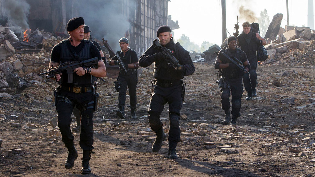 The Expendables 4 In Works 1