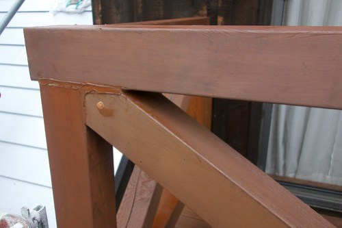 Fixing Balcony