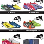 ADIDAS promotions sport products JAGUAR SPORTIC - 05sep14