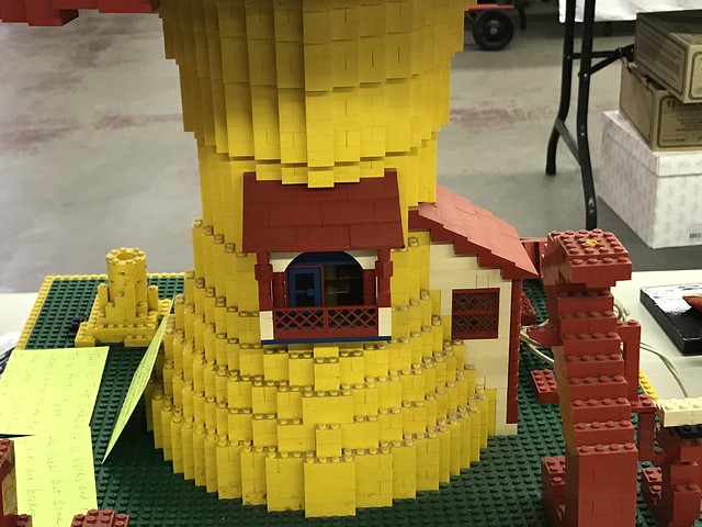 LEGO Mushroom Lamp Shade