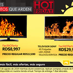 Televisor TCL facil oferta La curacao Republica Dominicana