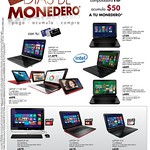 Fin de semana MONEDERO SIMAN en laptops intel or AMD - 15ago14