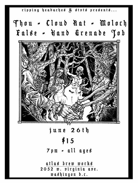 Thou at Atlas Brew Works