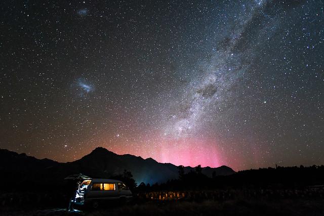 New Zealand Night Life