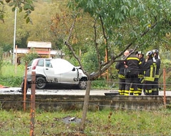 foto incidente sant'arsenio polla