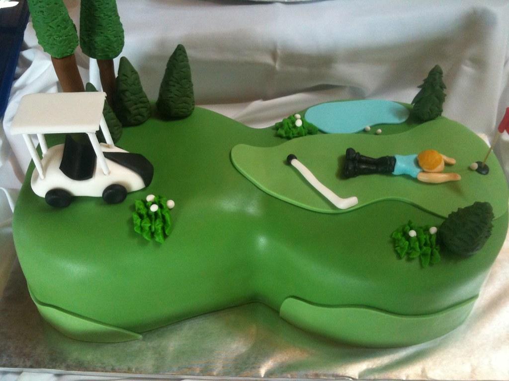 Fondant Cake Course