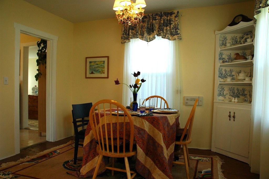 French Country Hobbit Makeover Dining Room Chandelier S