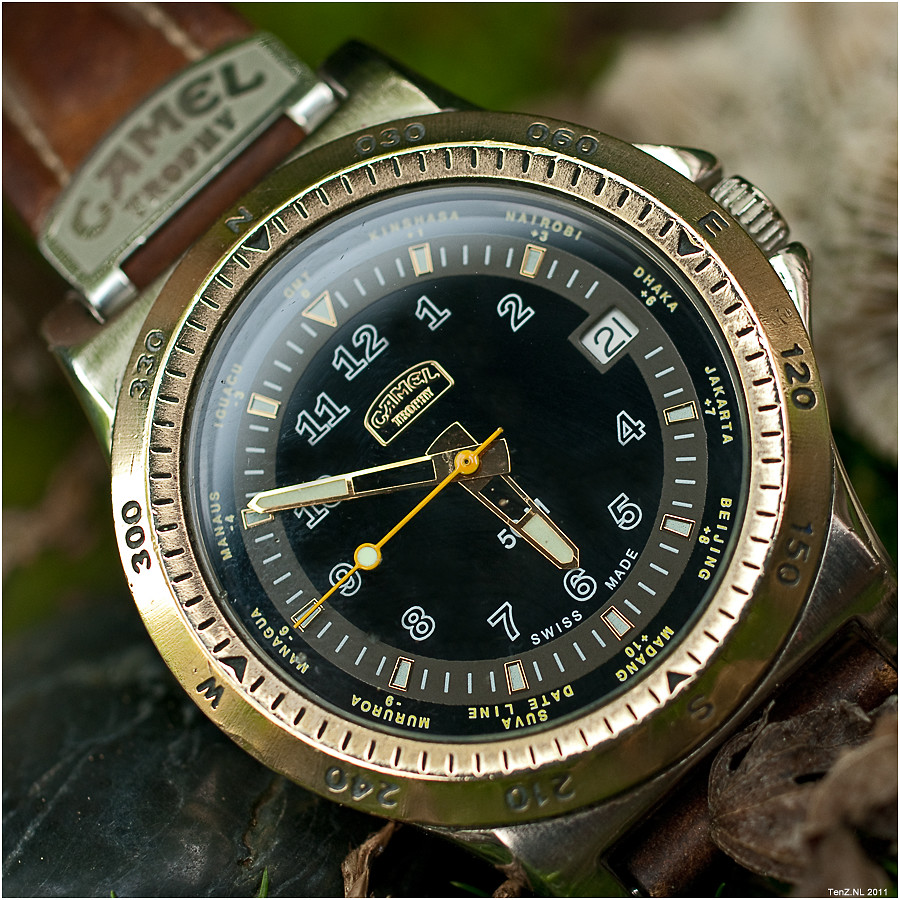 Camel Trophy Adventure Watch Tenznl Com Flickr