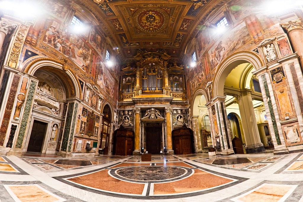 Arcibasilica Papale Di San Giovanni In Laterano I