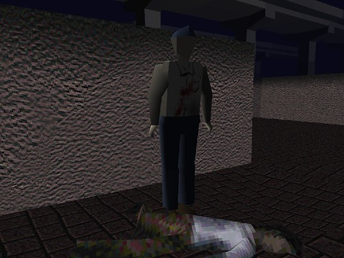 LSD Dream Emulator murderer