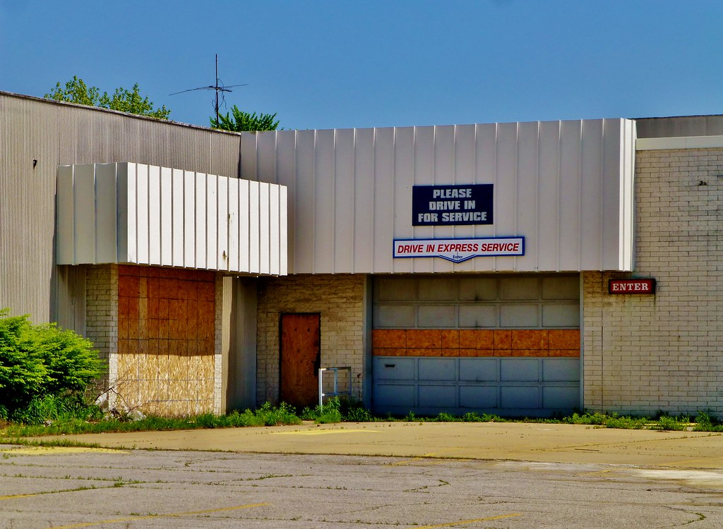 Old Sears Auto Center North Randall This Sears Store Was