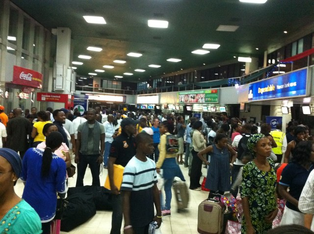 Image result for murtala muhammed international airport
