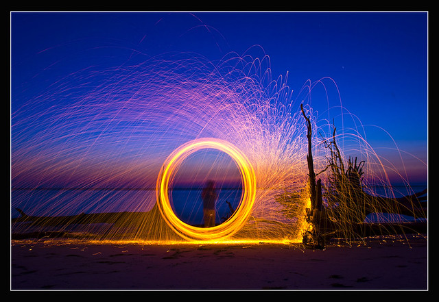 Light Painting Photography Ideas