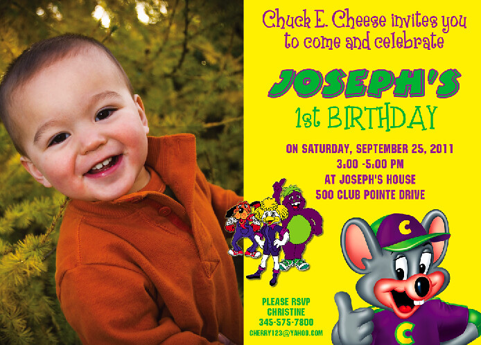 Birthday Invitations Walmart