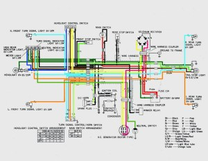 Honda CB100 Wiring Diagrams | Hendro | Flickr