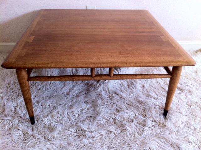 Vintage Lane Furniture Coffee Table