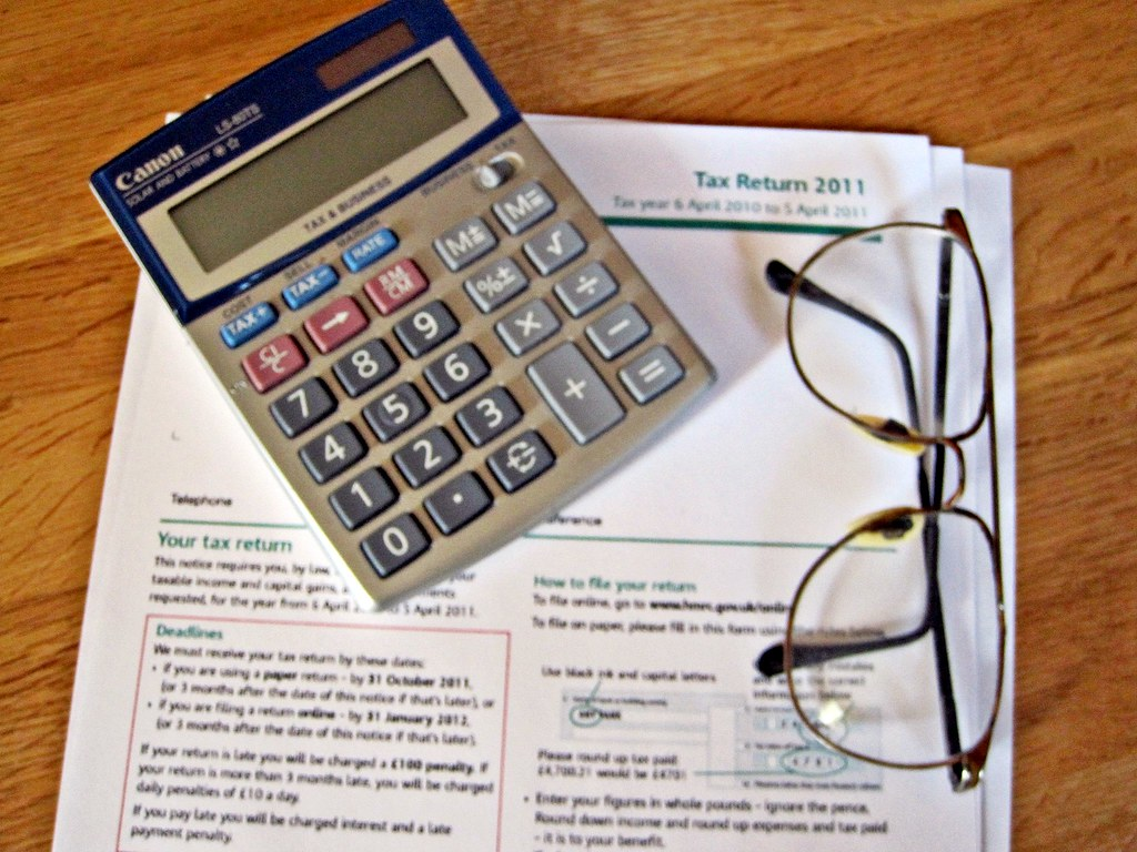 E Tax Tax Return Calculator