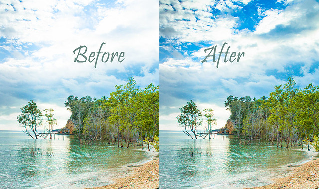 Before after graduated