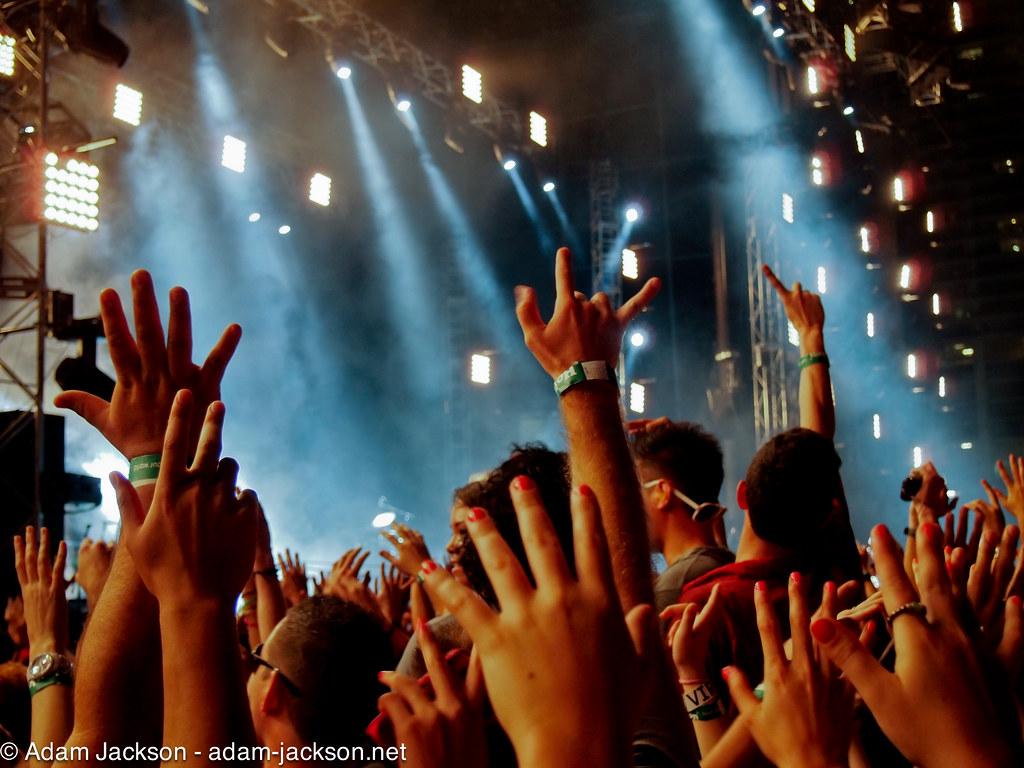 Put Your Hands In The Air AdamChandler86 Flickr