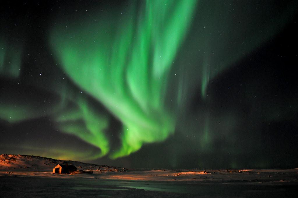 Northern Lights January
